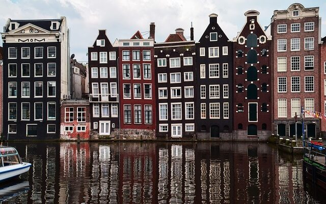 В Нидерландах прогремели взрывы в почтовых отделениях