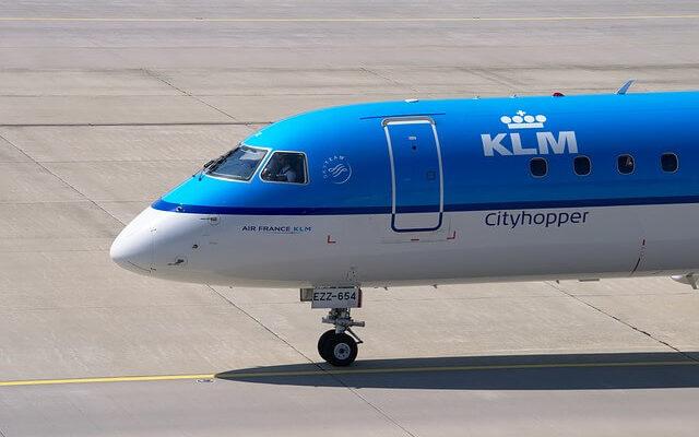 Выгодное предложение от KLM с вылетом из Москвы