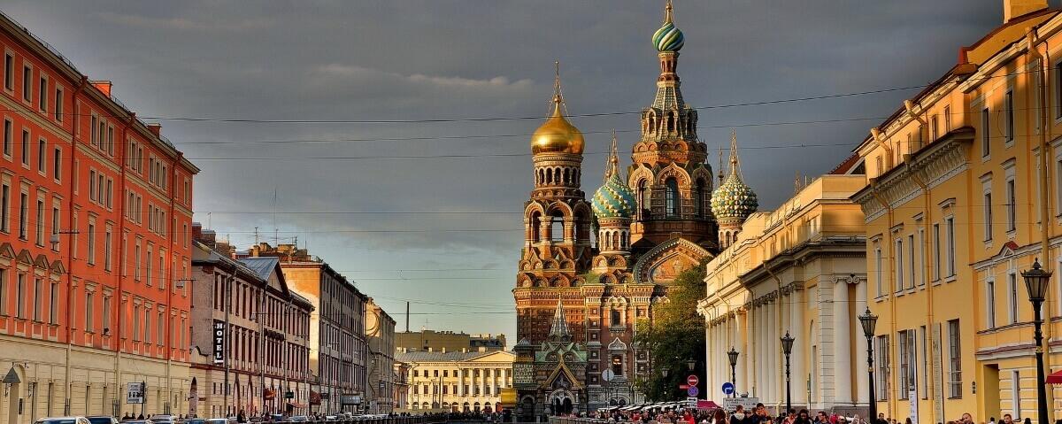 Экскурсии в России