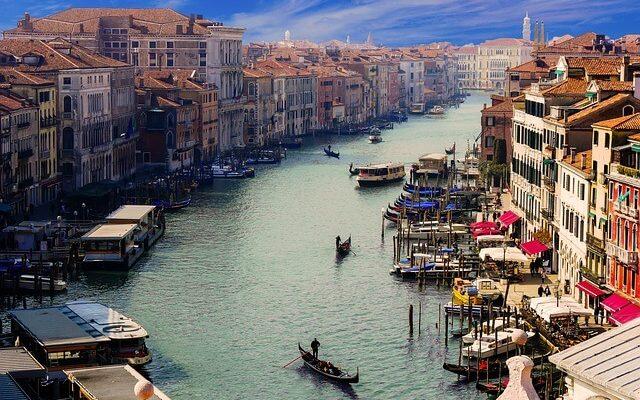 Пакетные туры в Италию с вылетом в марте