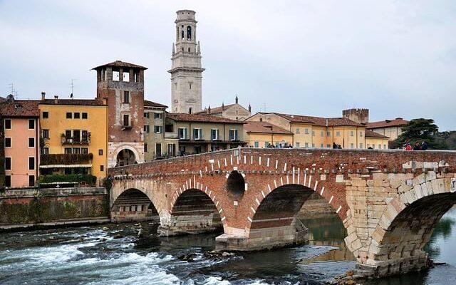 Туристы назвали самые романтичные города в мире