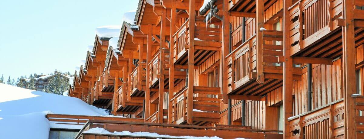 Куршевель - горнолыжный курорт