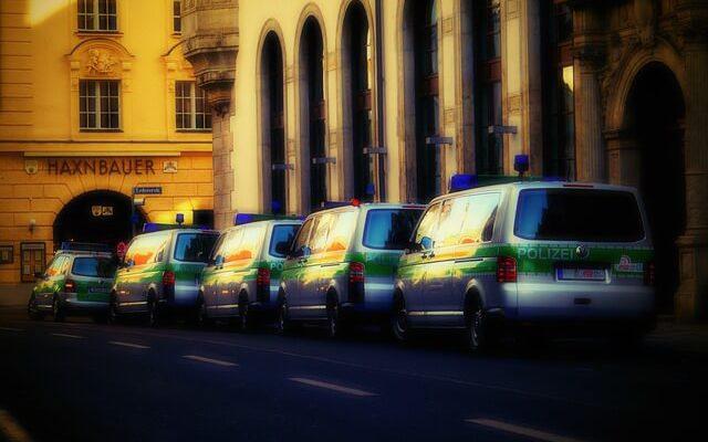 В Германии произошла стрельба в кальянных