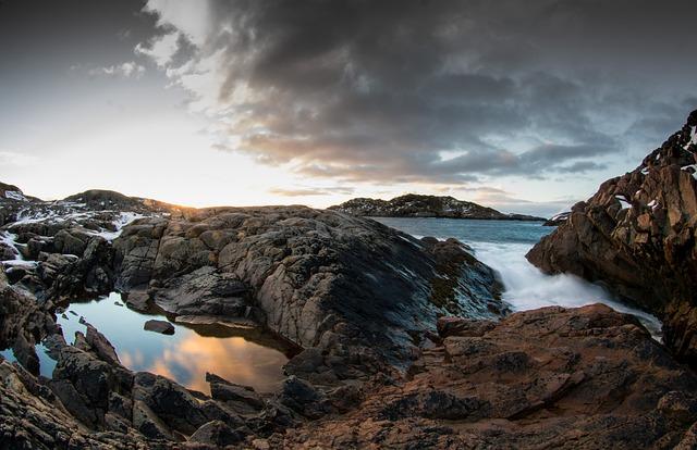 природа Норвегия