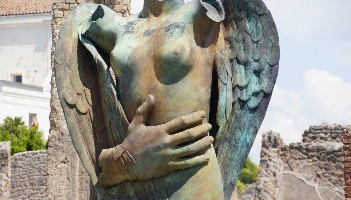 В Помпеях открылись для туристов уникальные древние дома
