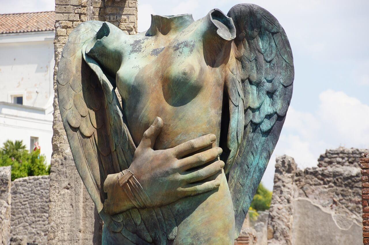 Скульптура в Помпеях