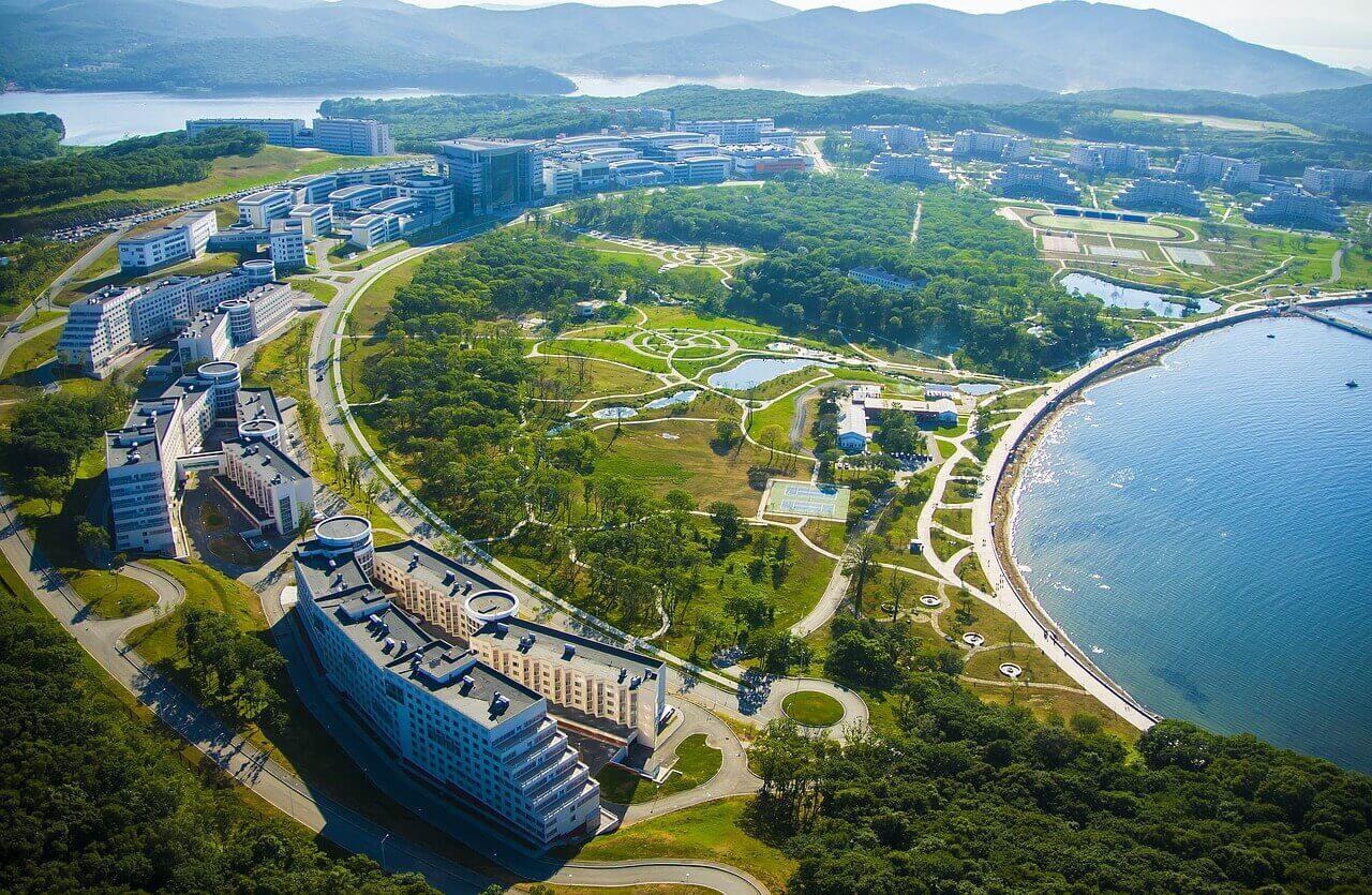 Владивосток как на ладони