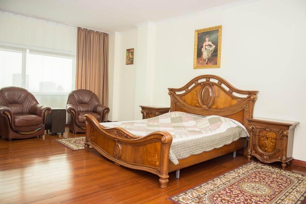 Apartments Severnoe Siyanie A Class в Нур-Султан
