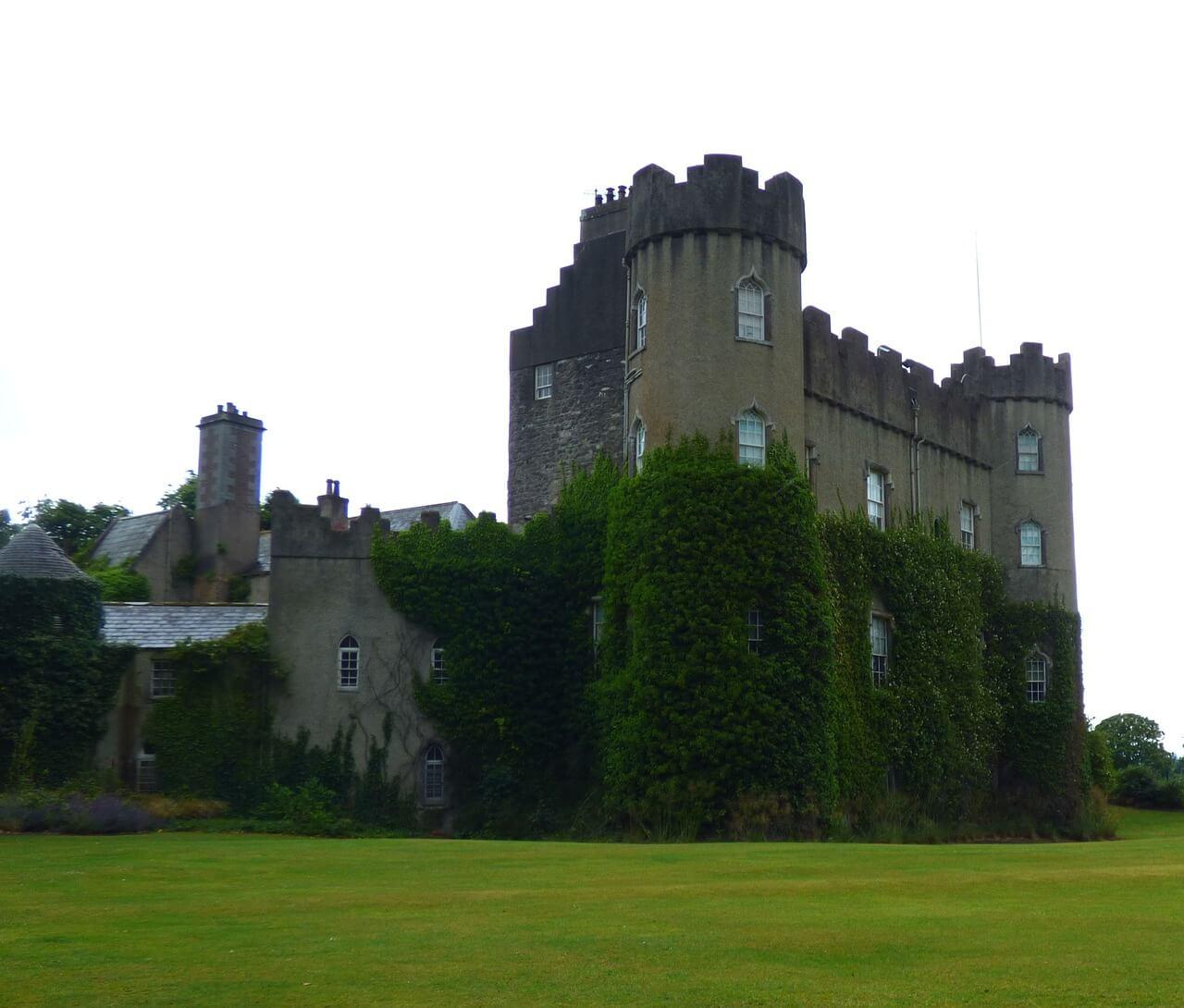 замок Ирландия