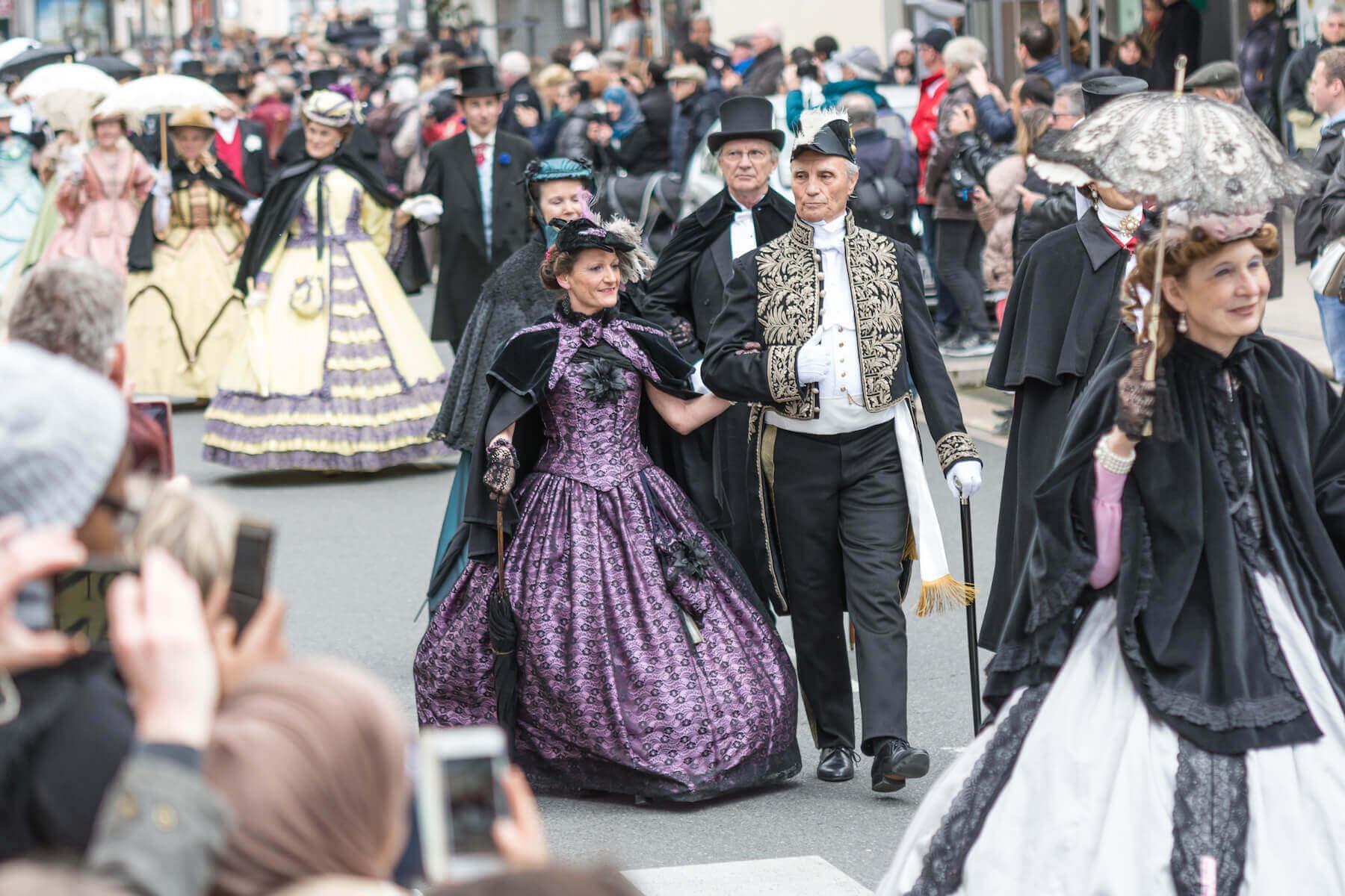 Фестиваль в честь Наполеона
