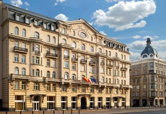 Hotel Polonia Palace в Варшаве