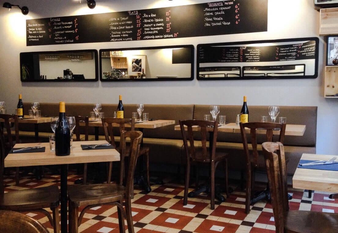 Le Restaurant в Тулузе