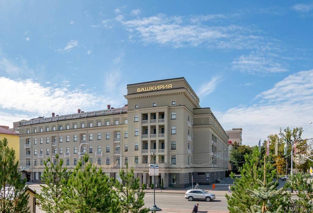Отель Гостиничный Комплекс Башкирия