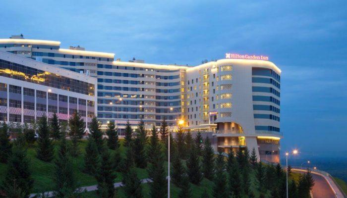 Четырехзвездочные отели в Уфе со скидками до 33%