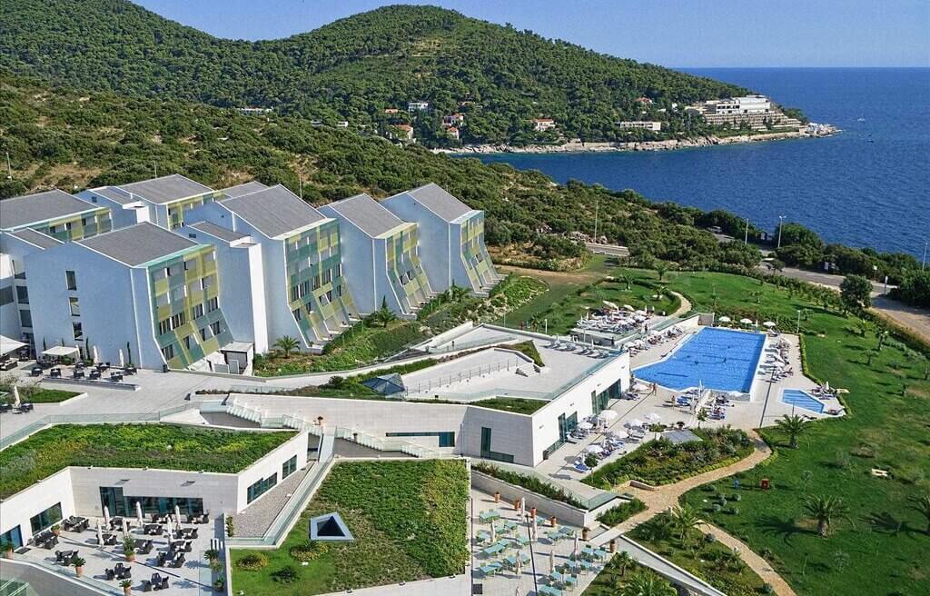 Отель Valamar Lacroma Dubrovnik
