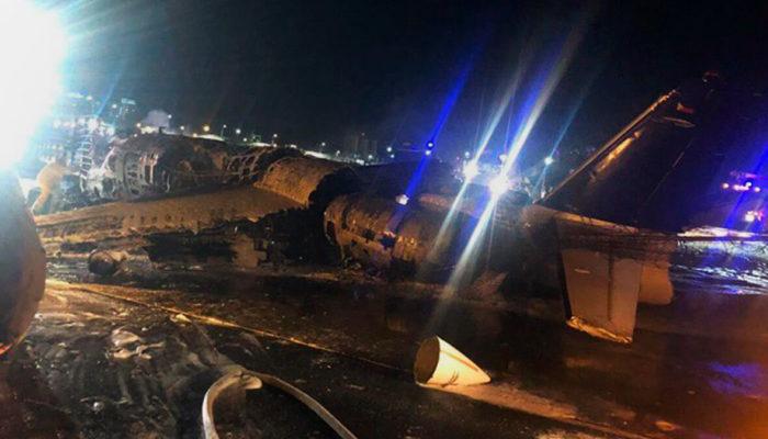 В Маниле разбился пассажирский самолет