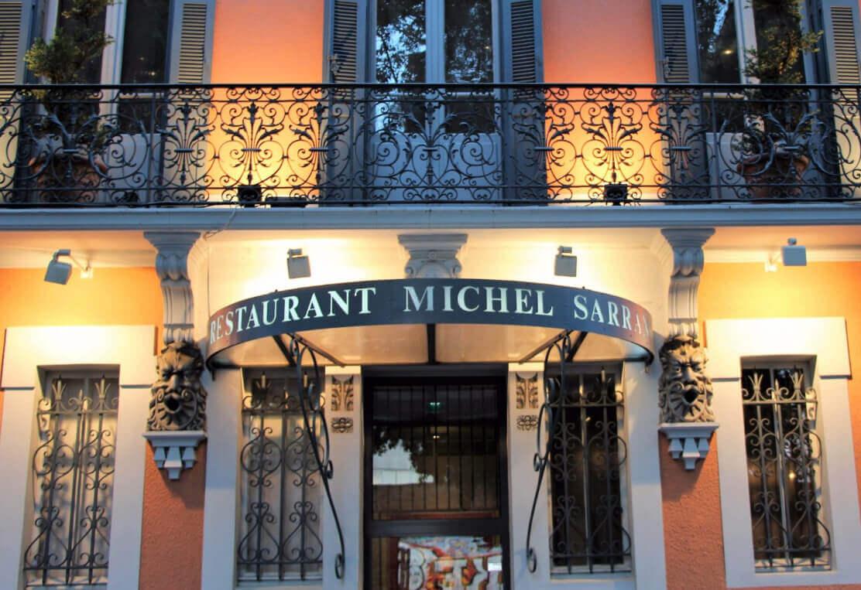 Ресторан Michel Sarran в Тулузе
