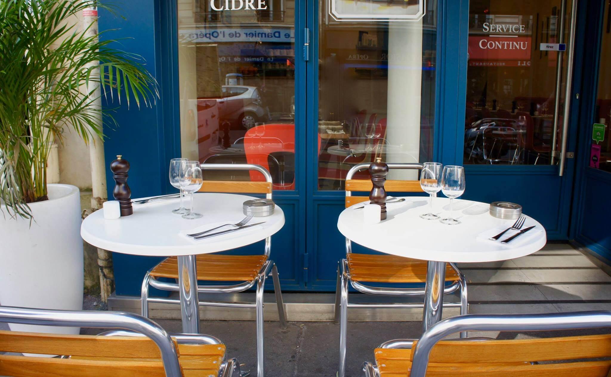 Ресторан Midi 12 в Париже