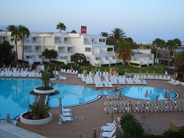 riu отель Испания