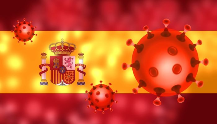 В Испании ситуация с заболеваемостью коронавирусом пугает