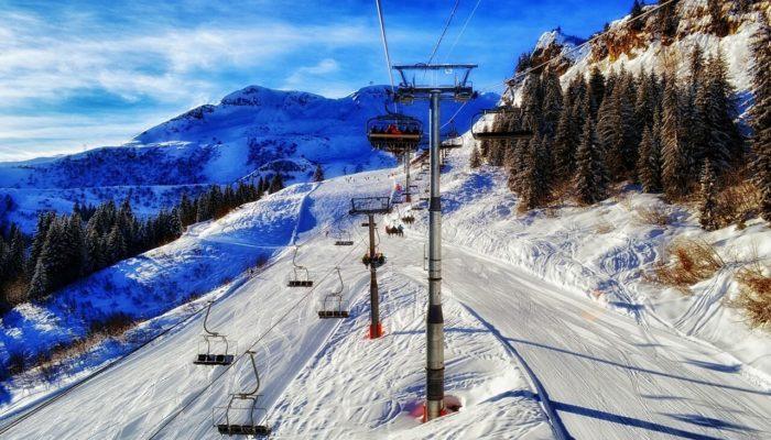 Горнолыжные курорты Франции уже скоро останутся без снега