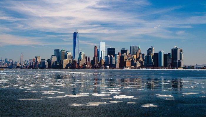 Нью-Йорк к 1 апреля стал эпицентром пандемии коронавируса