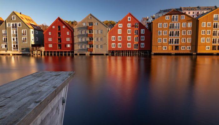 Норвегия сообщает о положительных результатах от карантина