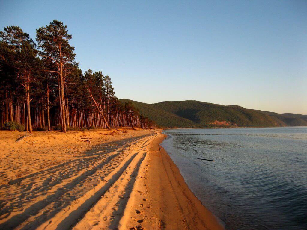 Турбазы Баргузинского залива