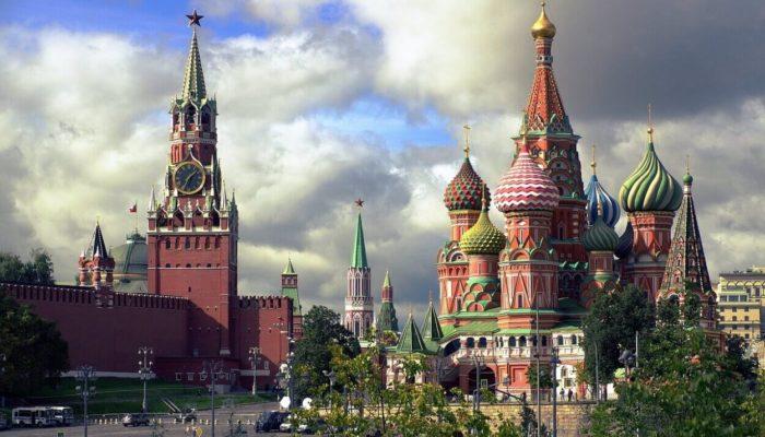 Интересные факты о Кремле
