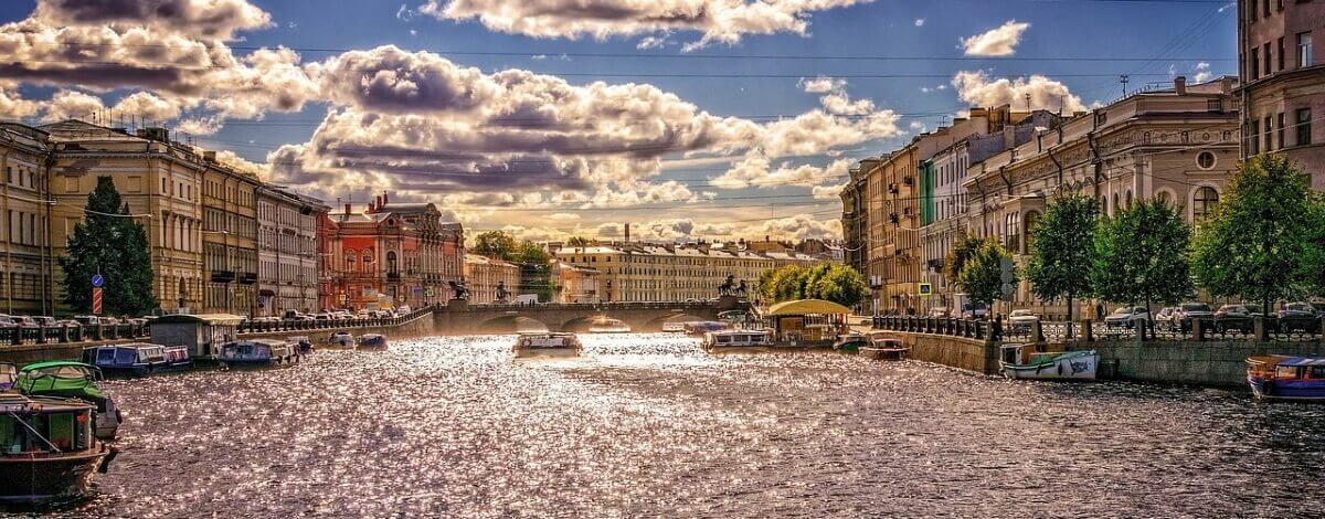 Нева в Санкт-Петербурге