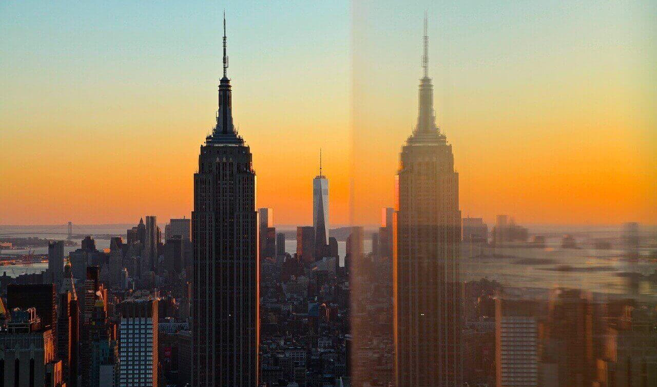 Он-лайн экскурсия по Нью-Йорку