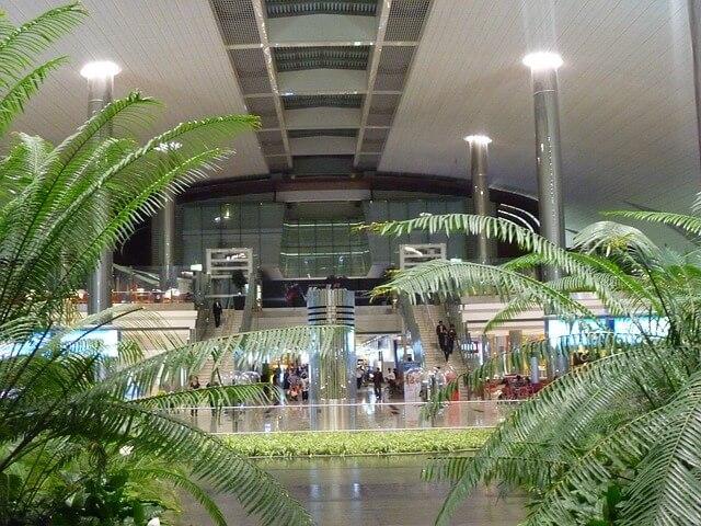 Дубай аэропорт