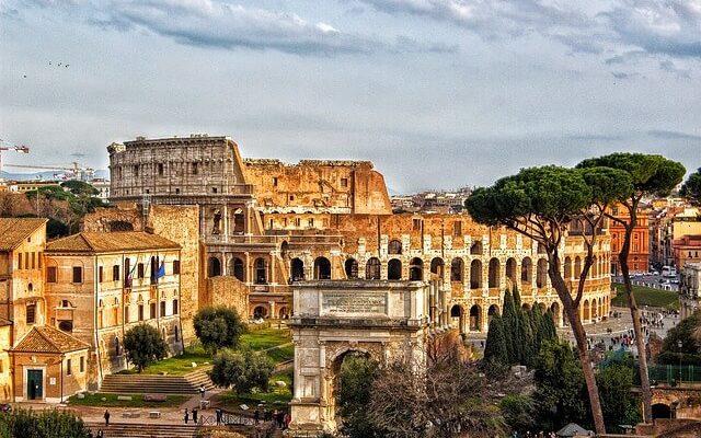 Италия открывает важнейшие достопримечательности