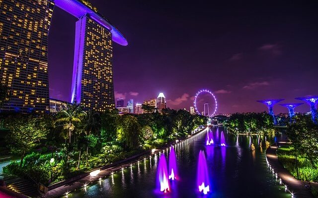 Сингапур открывает популярные достопримечательности