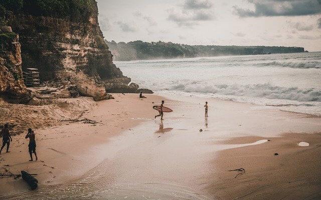 Бали готовится принимать иностранных туристов уже в сентябре