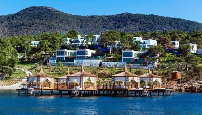 Бодрум стал самым популярным курортом Эгейского моря