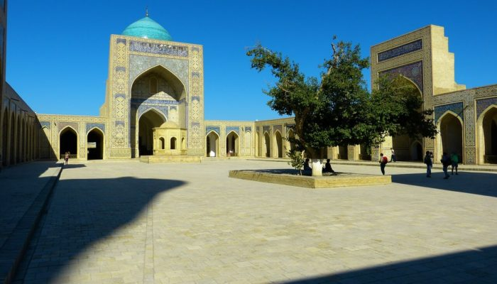 Узбекистан дает старт приему иностранных туристических групп