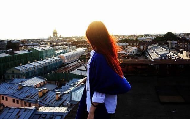 Экскурсия по крышам петербургских домов закончилась трагедией