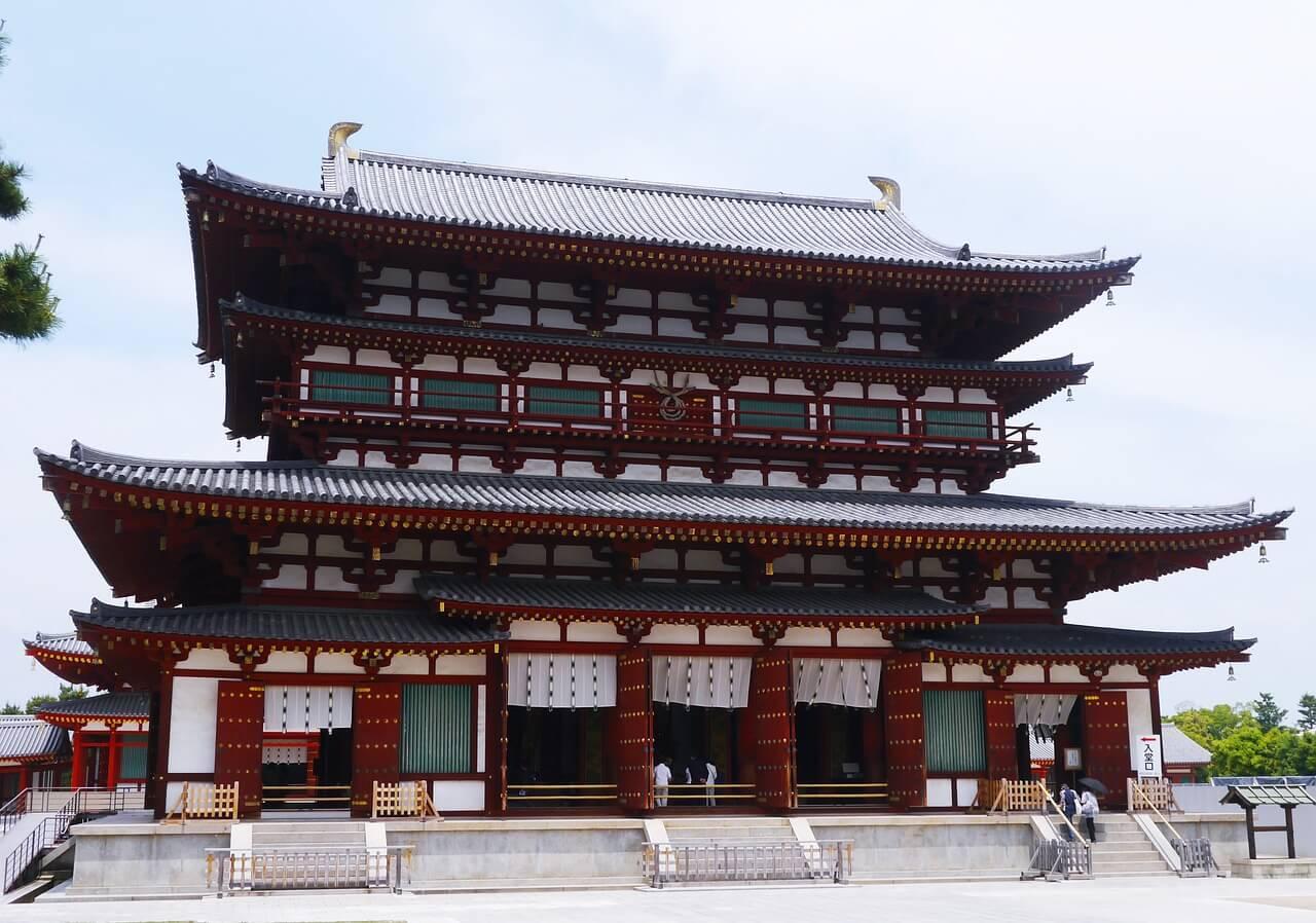 Нара Япония