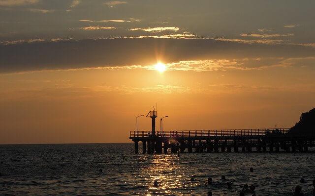 В Сочи может быть построен насыпной туристический остров