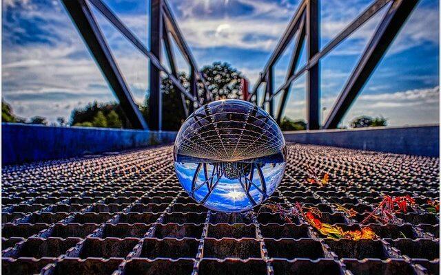 В Китае построен стеклянный мост-рекордсмен