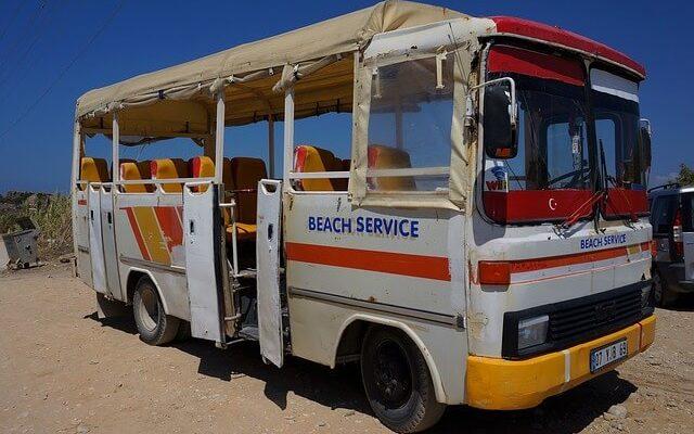 В Турции погибла россиянка под колесами служебного микроавтобуса