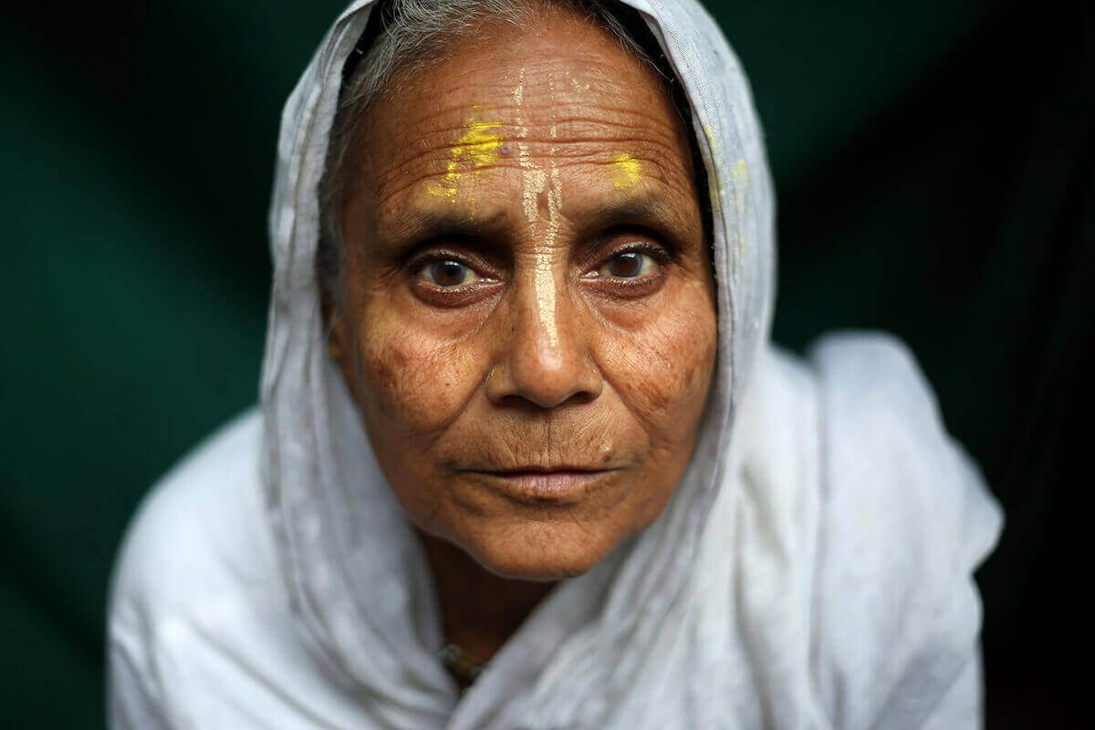 Траур в Индии
