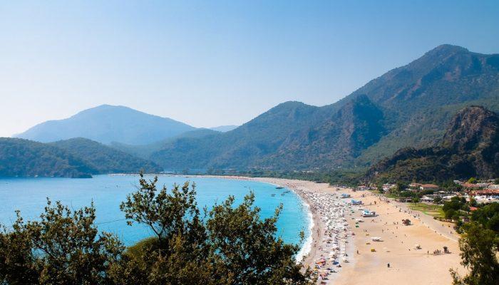 Курорты Турции вновь трясло
