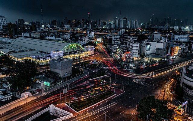 В Бангкоке проходят массовые акции протеста