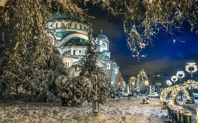 В столице Сербии открывается крупнейший храм мира