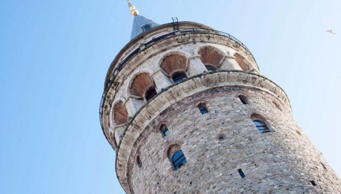Галатская башня в Стамбуле — удивительная достопримечательность Турции