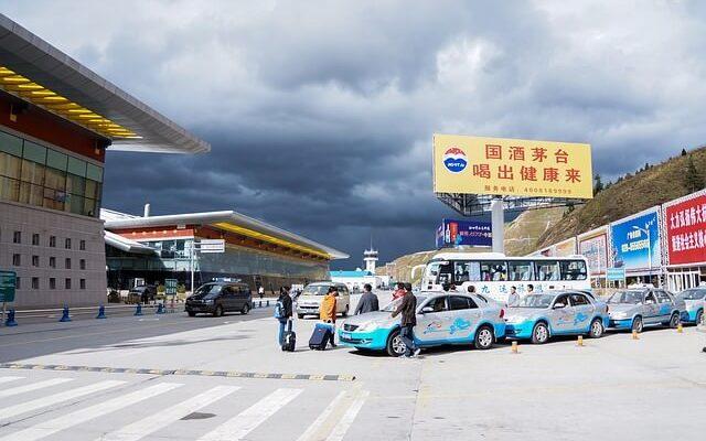 Некоторых иностранных перевозчиков не ждут в китайских аэропортах