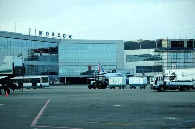 Москва аэропорт