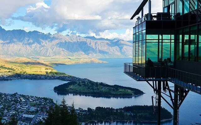 Новозеландская авиакомпания запустила интригующую программу «таинственные путешествия»